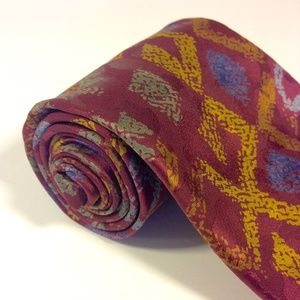 "Alfani Accessories - ALFANI 100% Silk Men's Tie 4""x57"" Elegant Style"